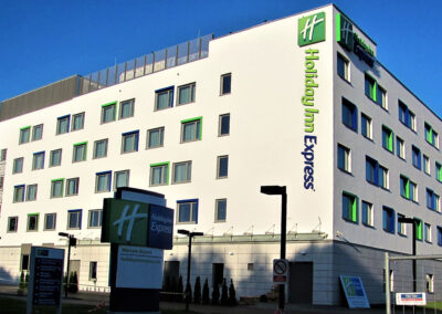 Holiday Inn Express Warsaw Airport, Warsaw